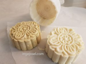 shampoobar in mooncake form