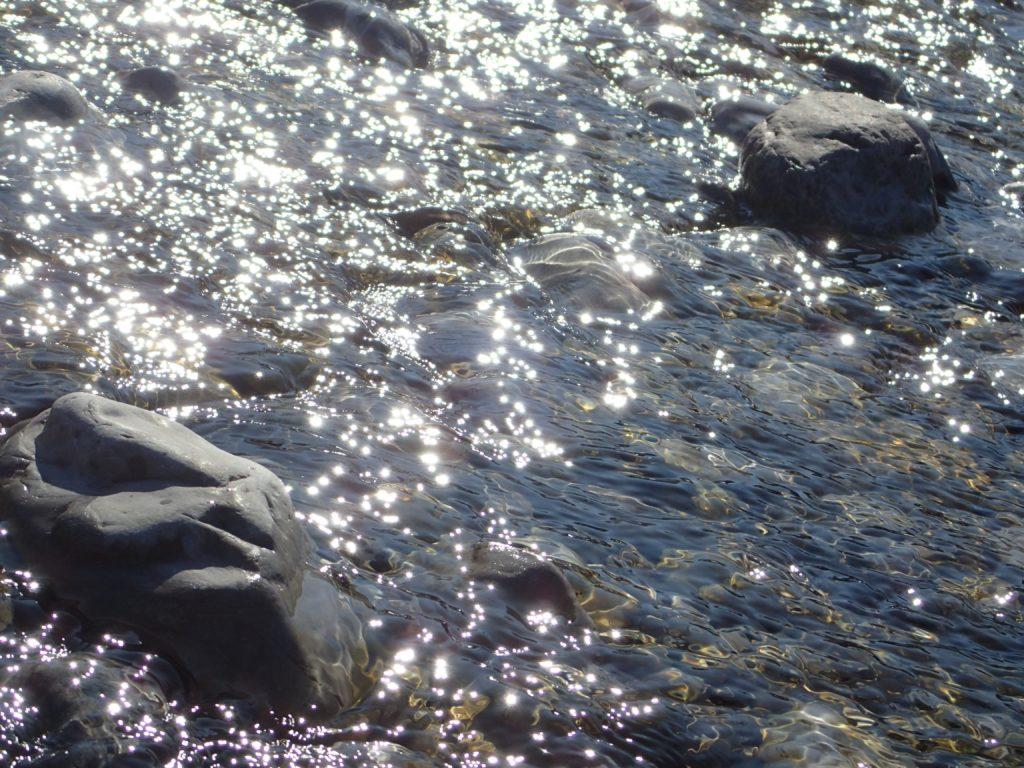 Das Wasser in der Alm